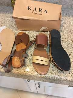 Buy 1 take 1 leather sandals