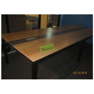 MFC-0729 CUSTOMIZE CONFERENCE TABLE 190X80cm