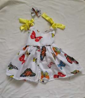 Buyterfly Dress