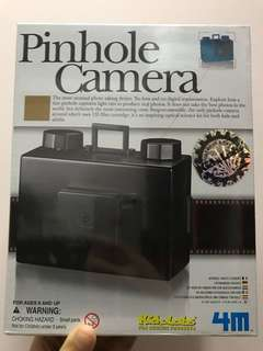 Pinhole camera DIY 針孔相機