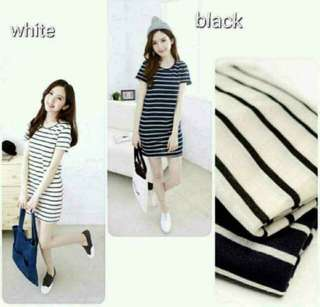 Dress stripes withour colar