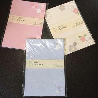 Japanese envelopes