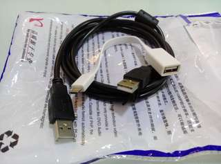 USB +phone USB