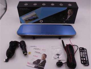 N8 MIRROR DVR (FRONT AND REAR)