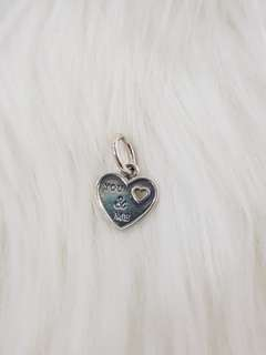 Together Forever charm