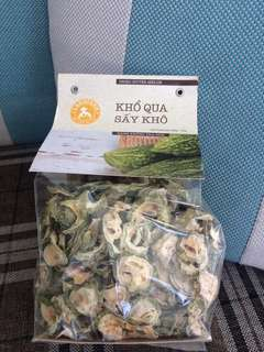 Bitter melon tea 100% pure 225g 越南直送苦瓜茶 225克