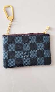 LV Coin purse key chain