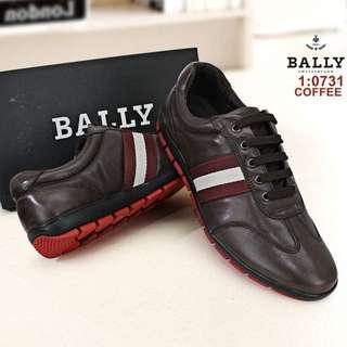 Bally kulit asli - Premium quality - Pengiriman dari Batam