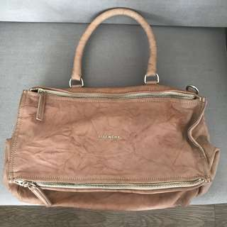 Class A Givenchy Wrinkled Bag with sling