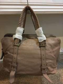 Authentic Liebeskind leather shoulder bag