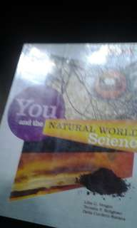 Grade 7 You And the Natural World of Science 2016 Ed by Vengco/Religioso/Navasa