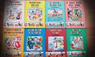 Noddy Serie By Enid Blyton