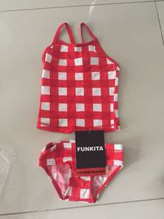 Girl Swimsuit size 3yo