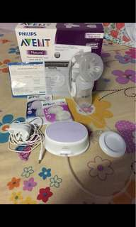 Single electric breastpump