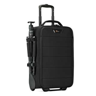 🚚 Lowepro PhotoStream RL 150 Roller (Black) - Camera Hand Carry Cabin Size Luggage