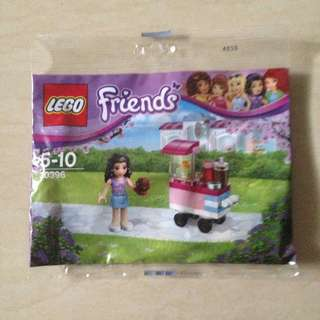 Lego Friends 30396 Cupcake Stand Polybag