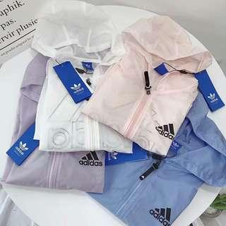 Adidas 防曬衣男女同款