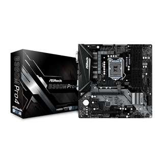 ASROCK B360M PRO4 mATX Motherboard