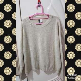 H & M Sweater Cardi