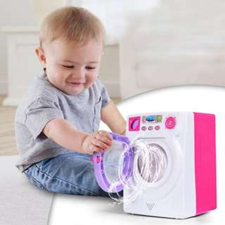 Simulation Washing Machine Toy