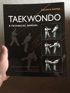 Taekwondo A Technical Manual