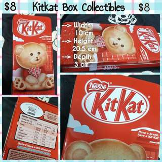 Kitkat Box Collectibles