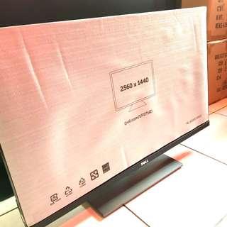 全新高階DELL 27吋顯示器