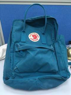 Fjallraven Kanken Backpack 藍色背囊