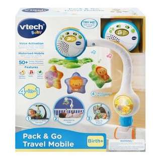 Vtech pack and go mobile (Birth+)