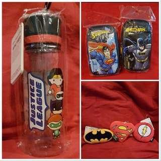 Justices league merchandise