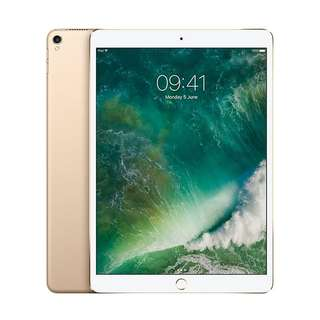 Apple iPad Pro 10.5 2017 512 GB Tablet - Gold [10.5 Inch/Wi-Fi + Cellular 4G-LTE]