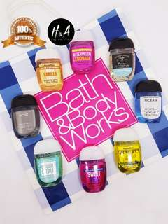 💋Bath & Body Works Anti-Bacterial Hand Gel