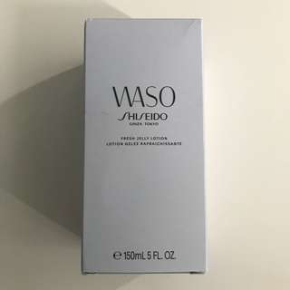 BN Shiseido WASO Jelly Lotion 150ml