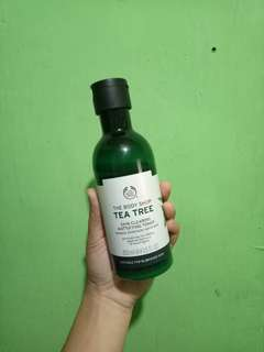 The body shop toner