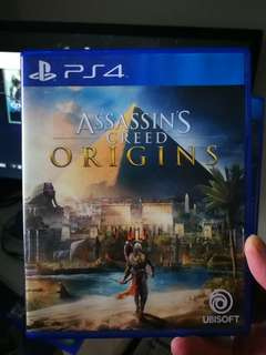 Assassin's creed origins ( r3) used