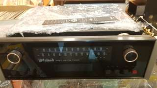 McIntosh mr87 tuner almost new