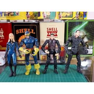 MARVEL DC Olskool Toy Set Vintage VERSION - 05