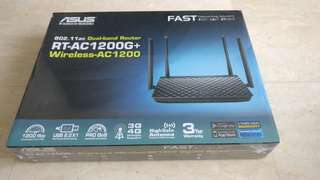 Brand new Asus RT-AC1200G+ Wireless router