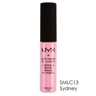 🚚 [NYX] Soft Matte Lip Cream (Sydney) #PayDay30