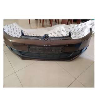 Jetta Stock front bumper - Brown