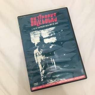 Buzzcock DVD Secret Films