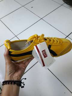 "Asics Onitsuka Tiger Mexico 66 ""Kill Bill"" Original Made in Indonesia"