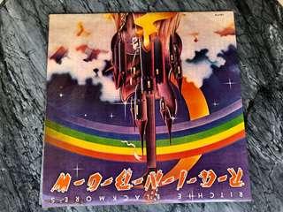 Record vinyl. 黑胶唱片