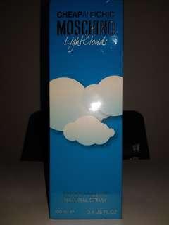 Moschino Light Clouds 100ml