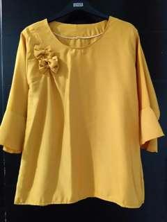 Tunik kuning