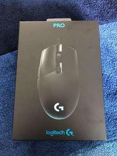 Logitech G-PRO mouse