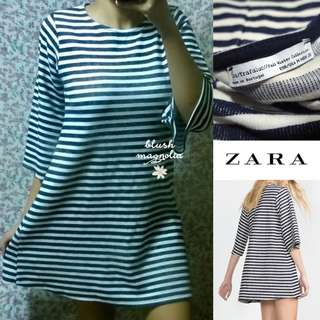 Zara	Knit Shift Dress