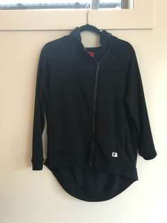 Nike Women's zip up jacket size L- As new