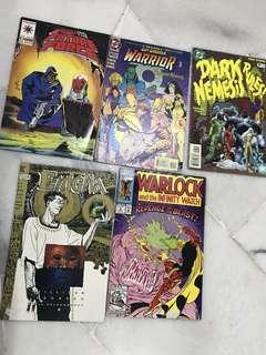 BATCH SALE - Bundle of Marvel & DC comics