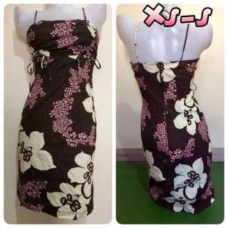 Propose Floral Dress